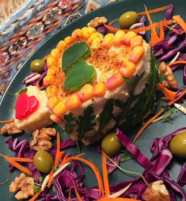 persisksmörgåstårta